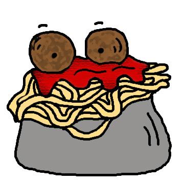 360x360 Spaghetti Clip Art Clipart