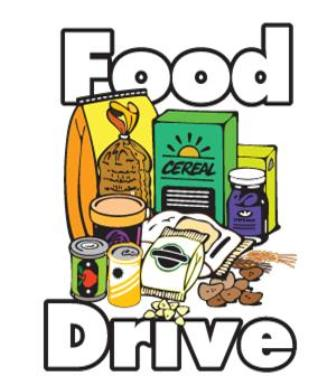 336x385 Canned Food, Cars, Etc. Clip Art Food Drive, Drive