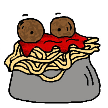 360x360 Spaghetti Clip Art Clipart 2