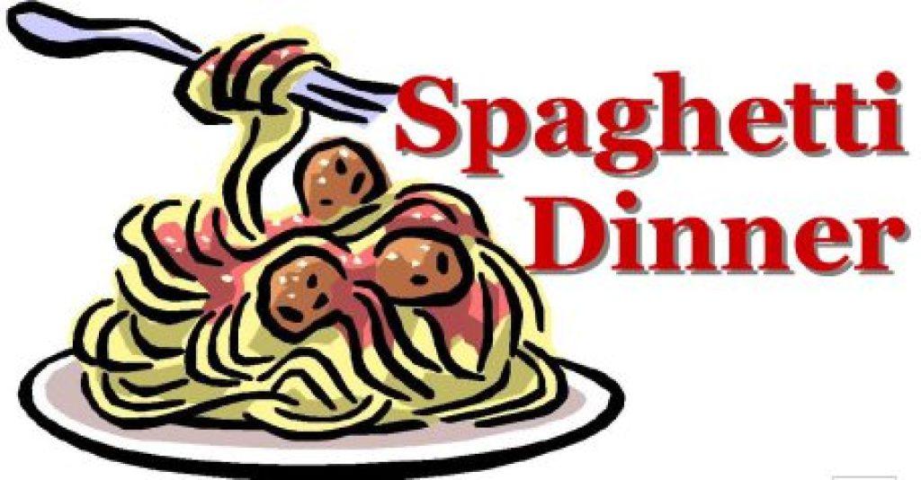 1024x534 Spaghetti Dinner Free Clipart