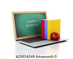 240x195 Spanish Class Illustrations And Clipart. 79 Spanish Class Royalty