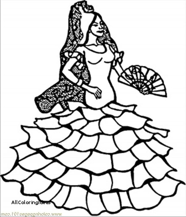 Spanish Coloring Pages | Free download on ClipArtMag