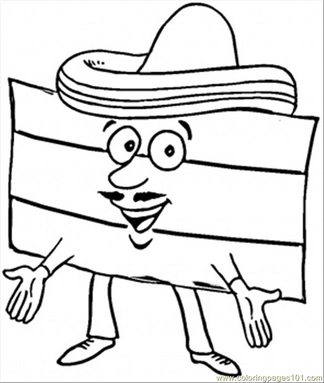 650x768 Coloring Pages In Spanish