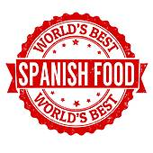 170x170 Spanish Food Clip Art