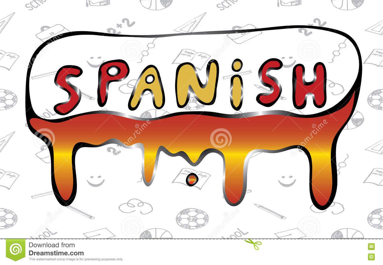 1300x901 Spanish Clipart Spanish Word