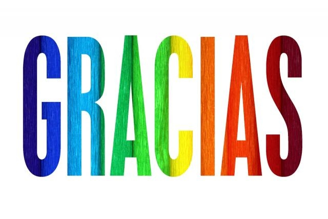 640x427 Thank You In Spanish Clipart Clipartfest