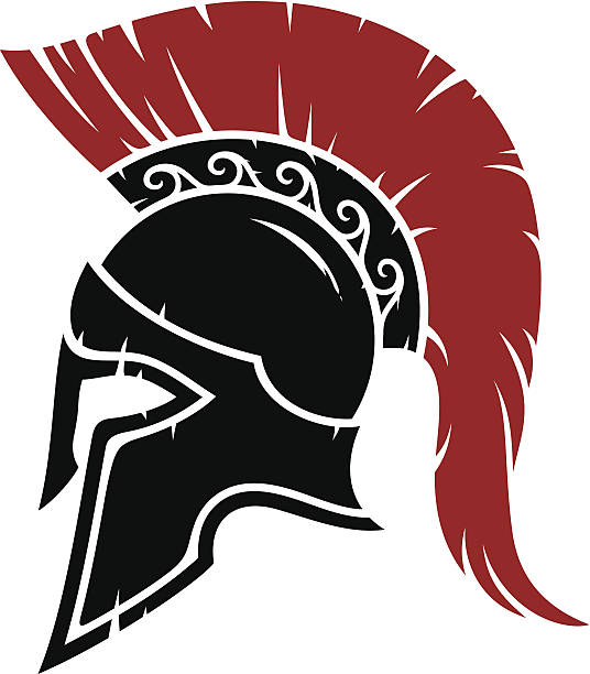 536x612 Helmet Clipart Greece