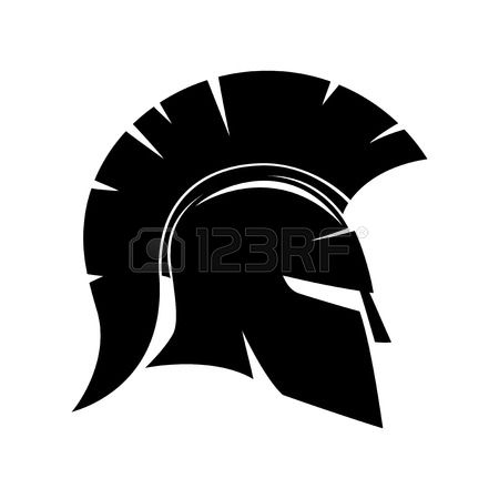 450x450 Spartan Helmet Clipart Helmet Clipart Sparta Pencil And In Color