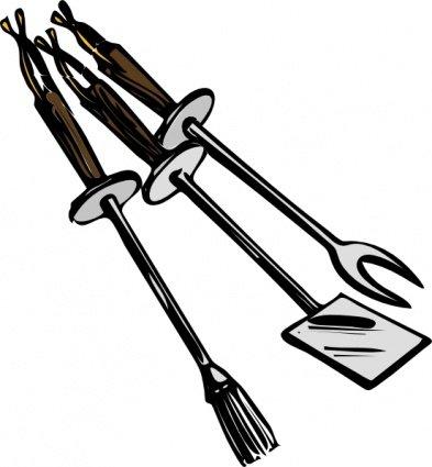 393x425 Bbq Clip Art, Vector Bbq