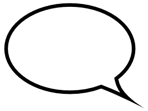 300x226 Download Speech Bubble Free Png Photo Images And Clipart Freepngimg