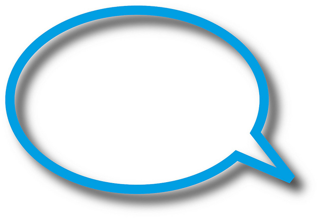 640x438 Blank Speech Bubble Clipart 2129623