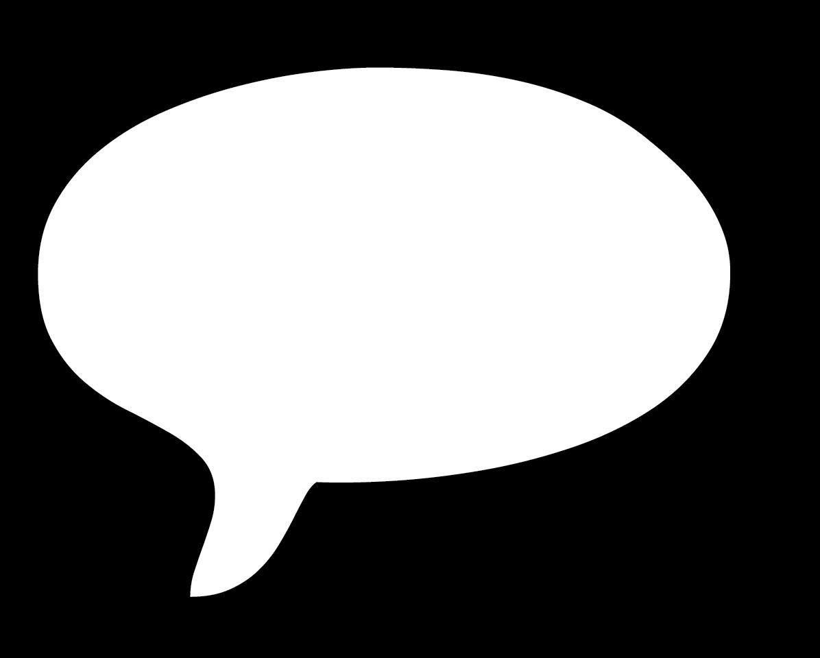 1196x960 Speech Bubble Cartoon transparent PNG