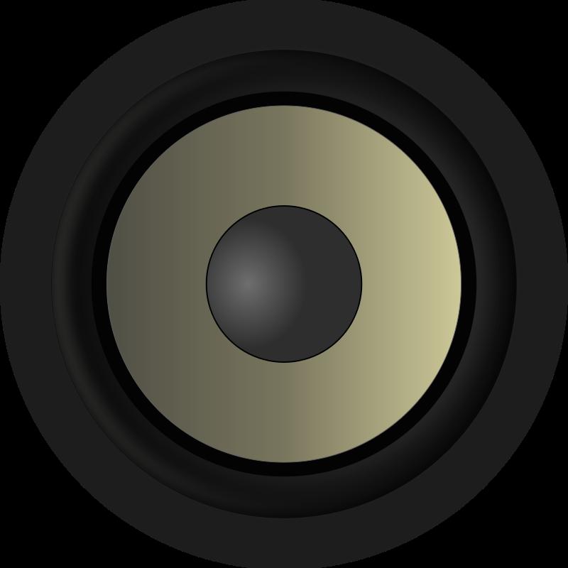 800x800 Speaker Clip Art Clipart Panda