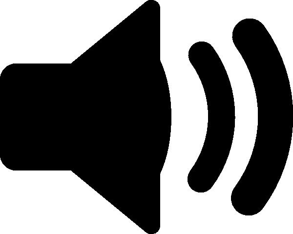 600x479 Speaker Plain Clip Art