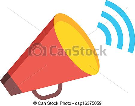 450x355 Contact Clipart Loud Speaker