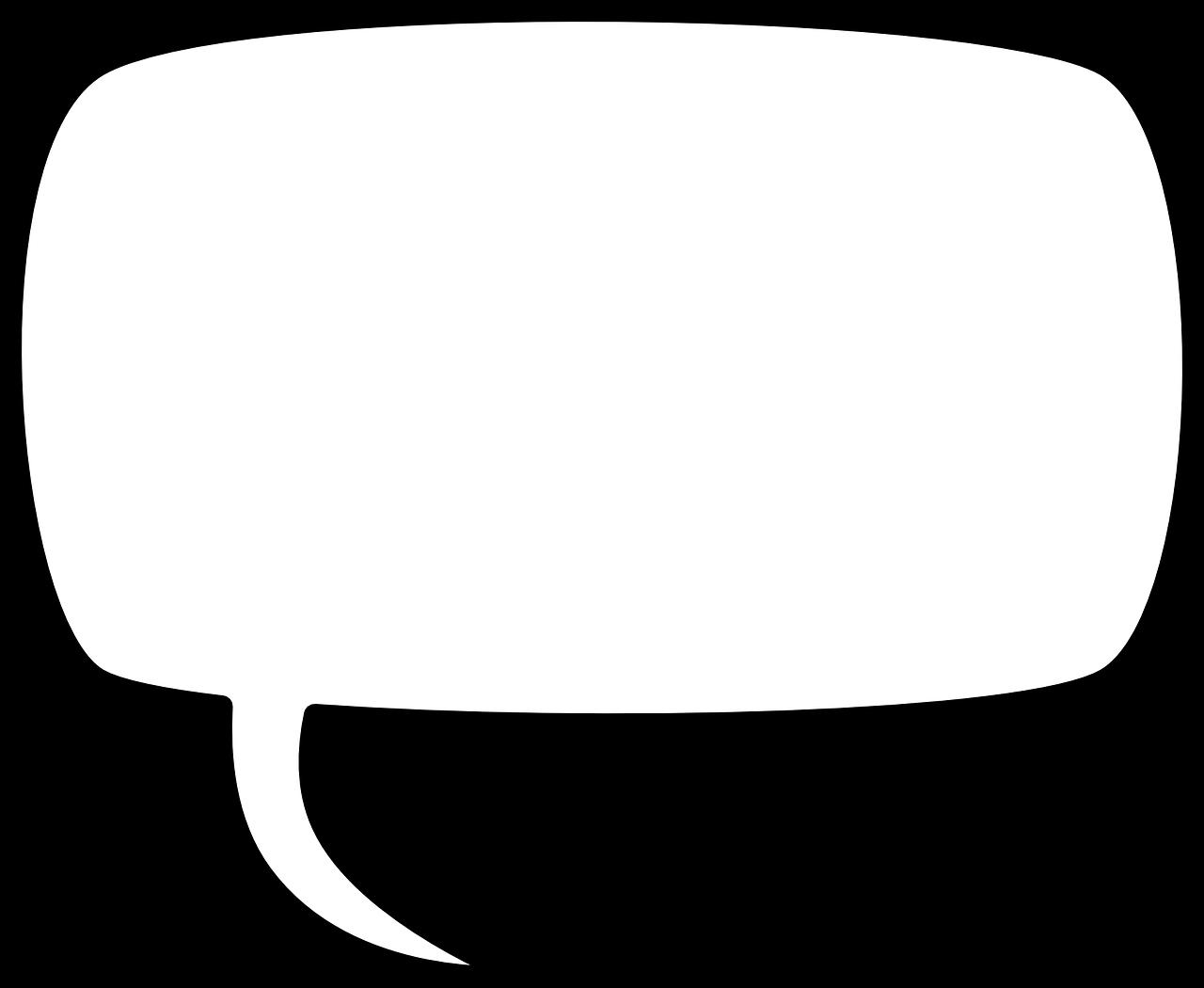 1280x1050 Speech Text Balloon Box Sign Speech Speech Text