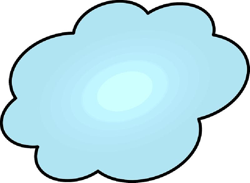 800x588 Cloud, Speech Bubble, Thinking, Idea, Speech Balloon