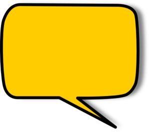 299x264 Speech Bubble The World Clip Art