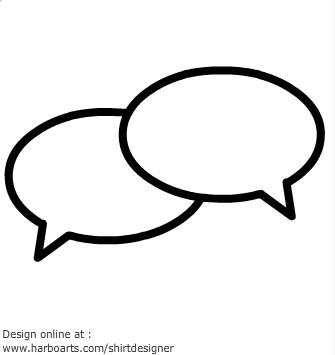 335x355 Bubble Clipart Graphic