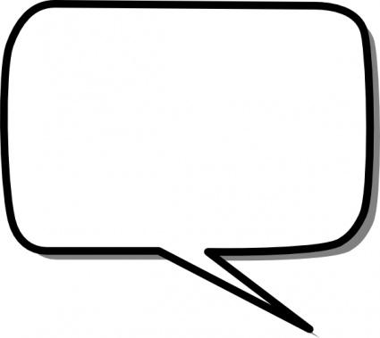 425x379 Thought Bubble Speech Bubble Clipart Co Image