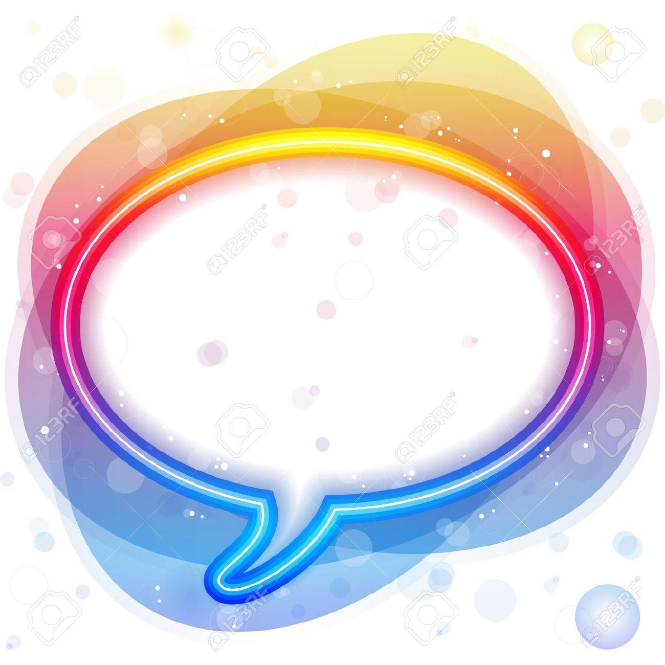 1300x1300 Bubble Clipart Colorful Bubble