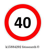 180x195 Speed Limit Sign Clipart And Stock Illustrations. 1,331 Speed