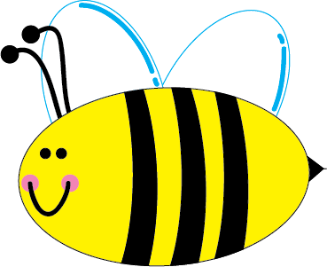 369x301 August Cute Spelling Bee Clipart Free Clipart Images 2 Clipartbold