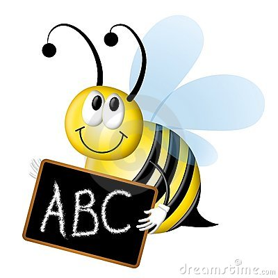 400x400 Spelling Bee Clipart