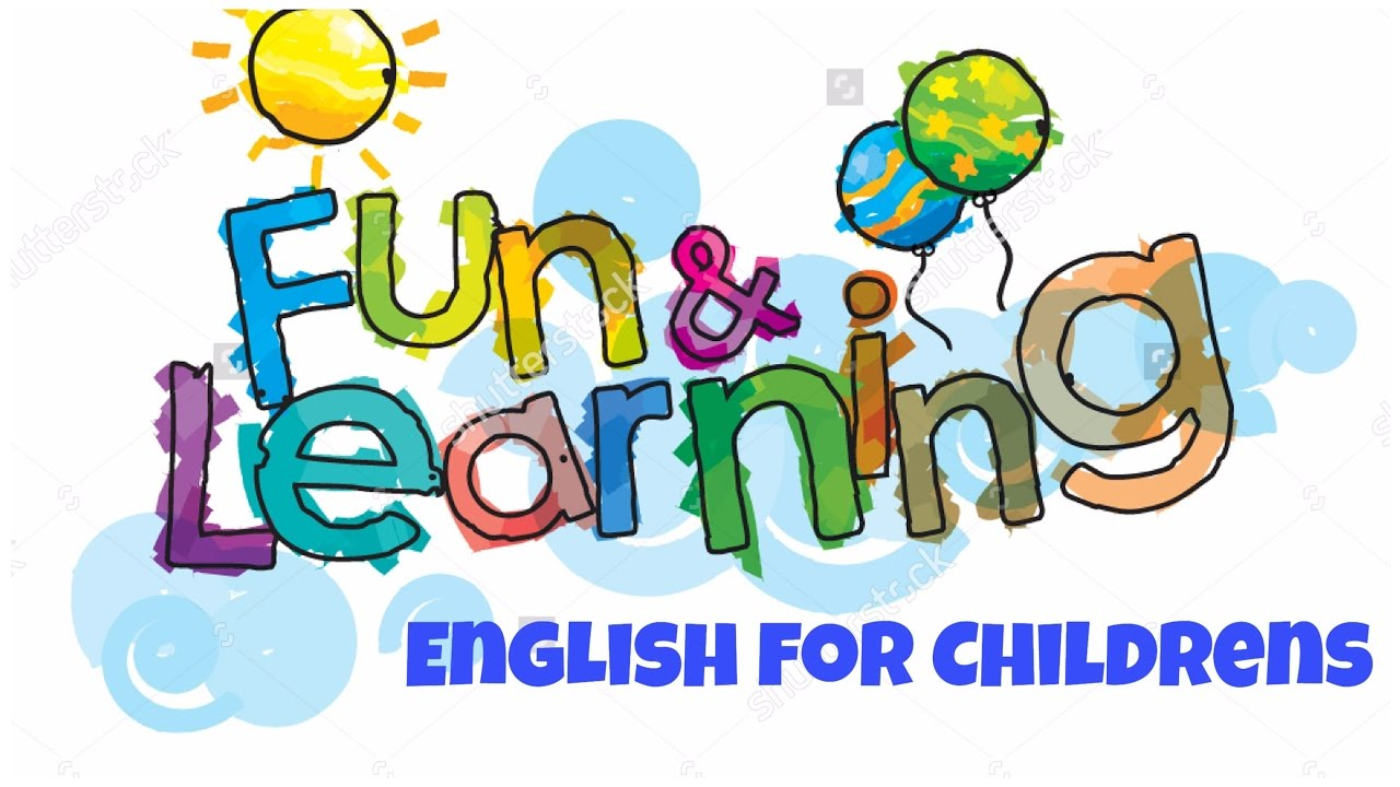 1280x720 Kids Learning English Clipart Amp Kids Learning English Clip Art