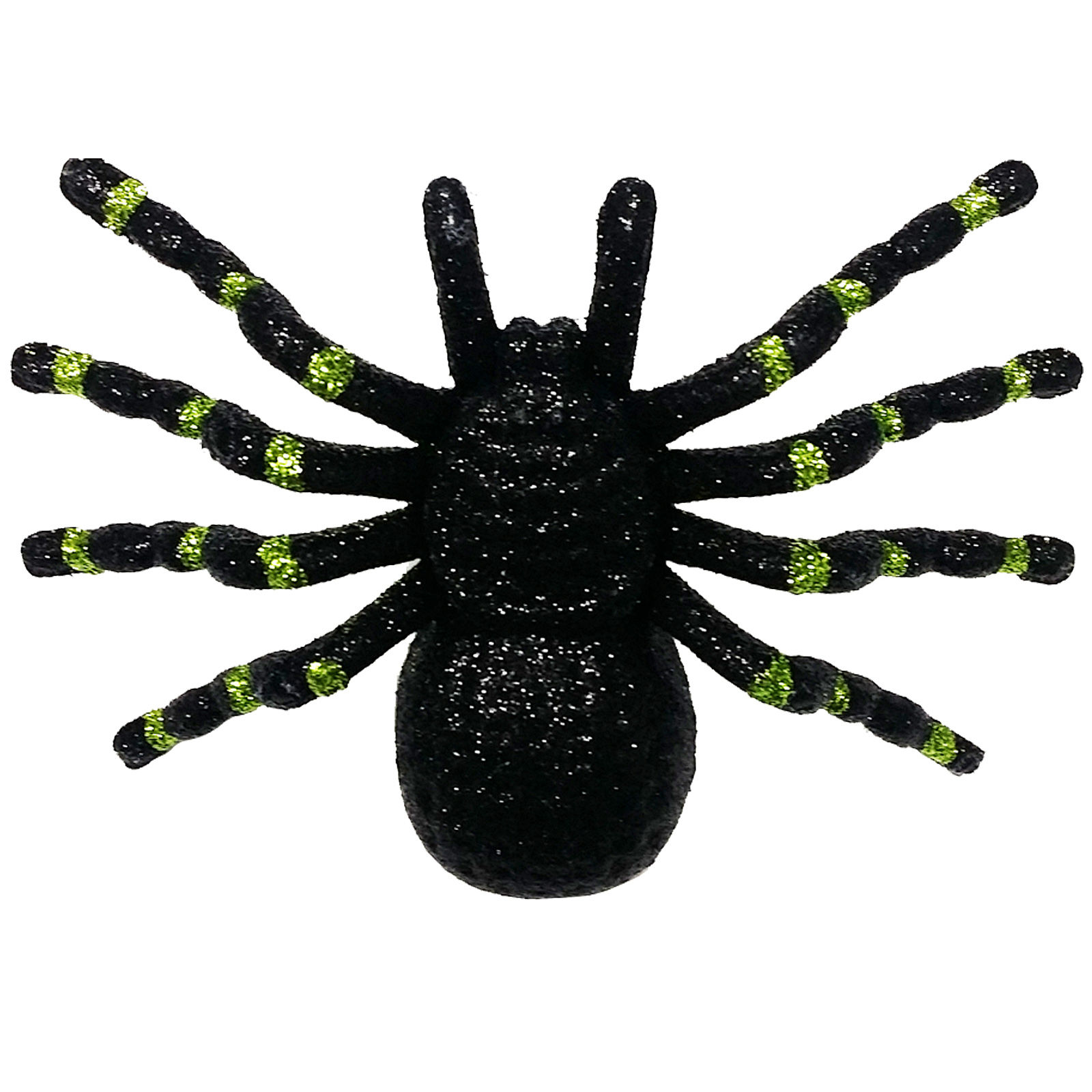 1600x1600 Green Spider With Clip 5