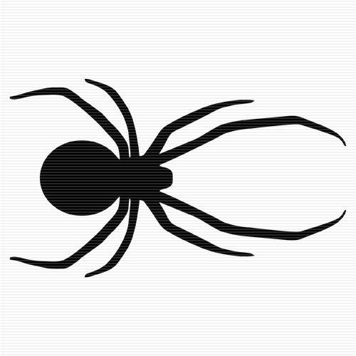 500x500 Spider Clip Art