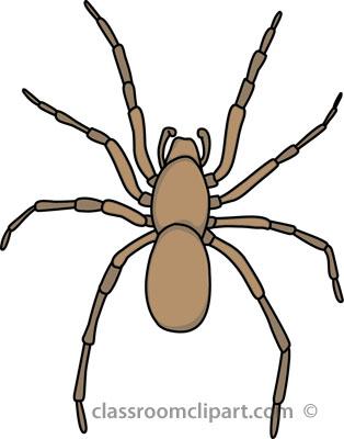 314x400 Clip Art Spider Clipart 2 Image 2
