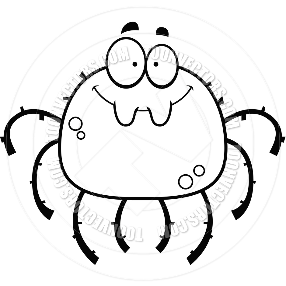 940x940 Spider Clipart Black And White Clipart Panda