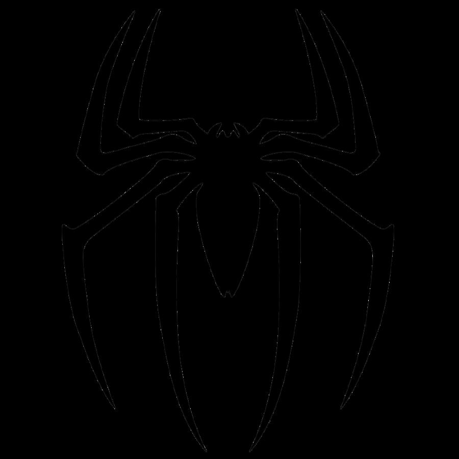 900x900 spider clip art