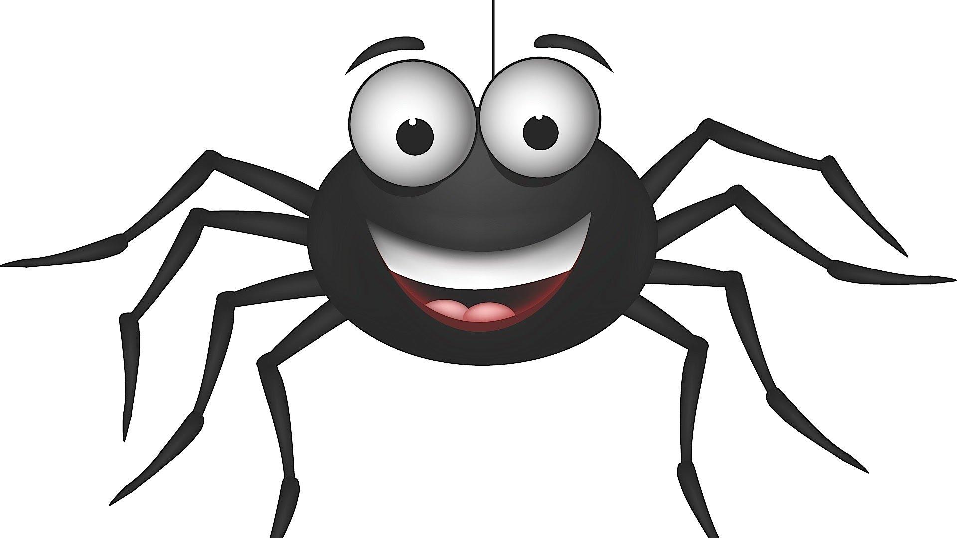 1920x1080 Spider Clipart Anansi