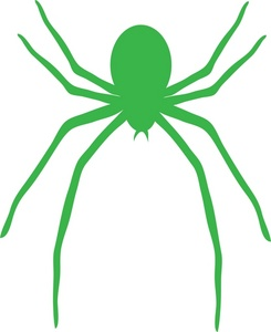 245x300 Spider clipart for kids clipart image