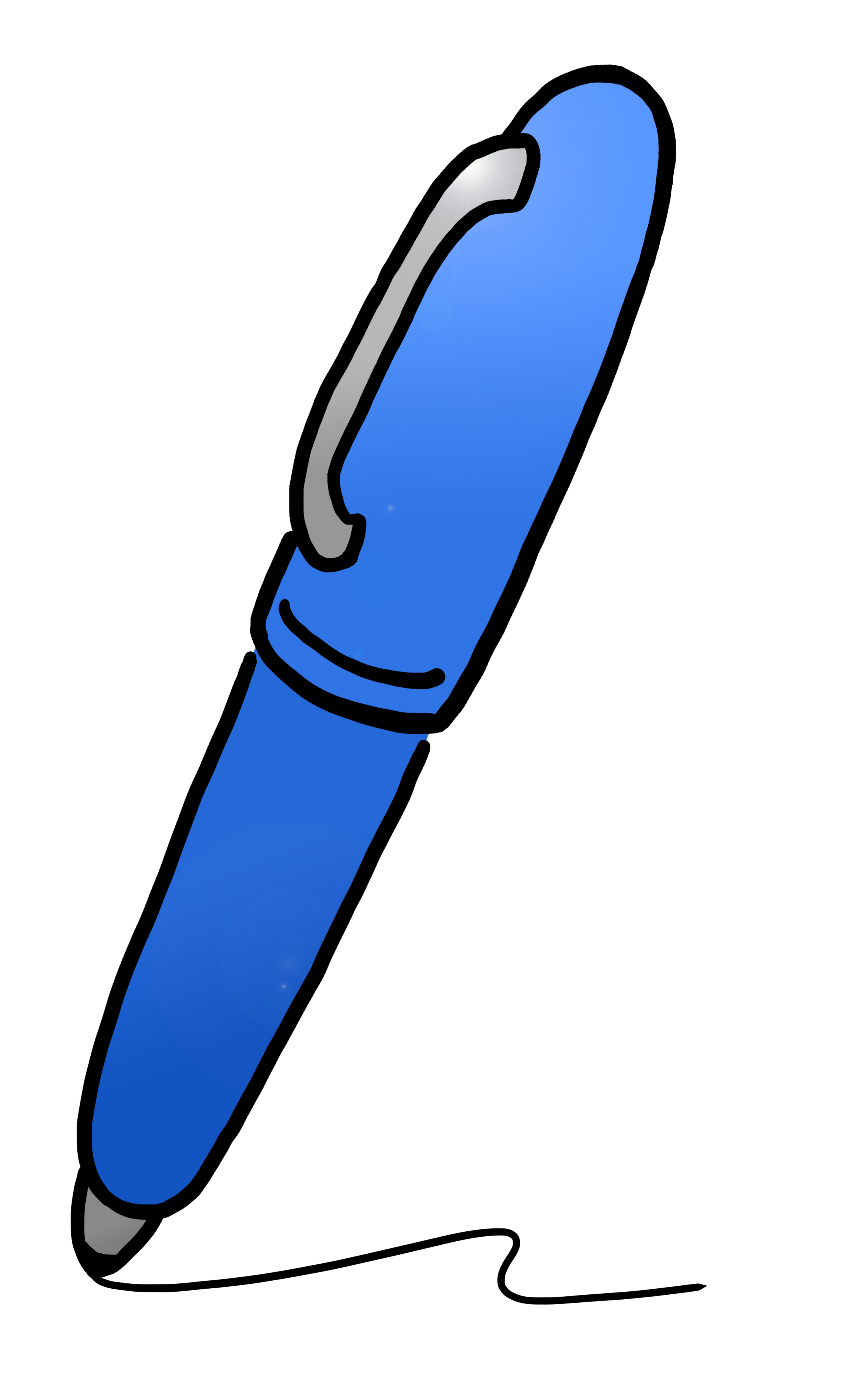 2288x3672 Clip Art Pen Many Interesting Cliparts