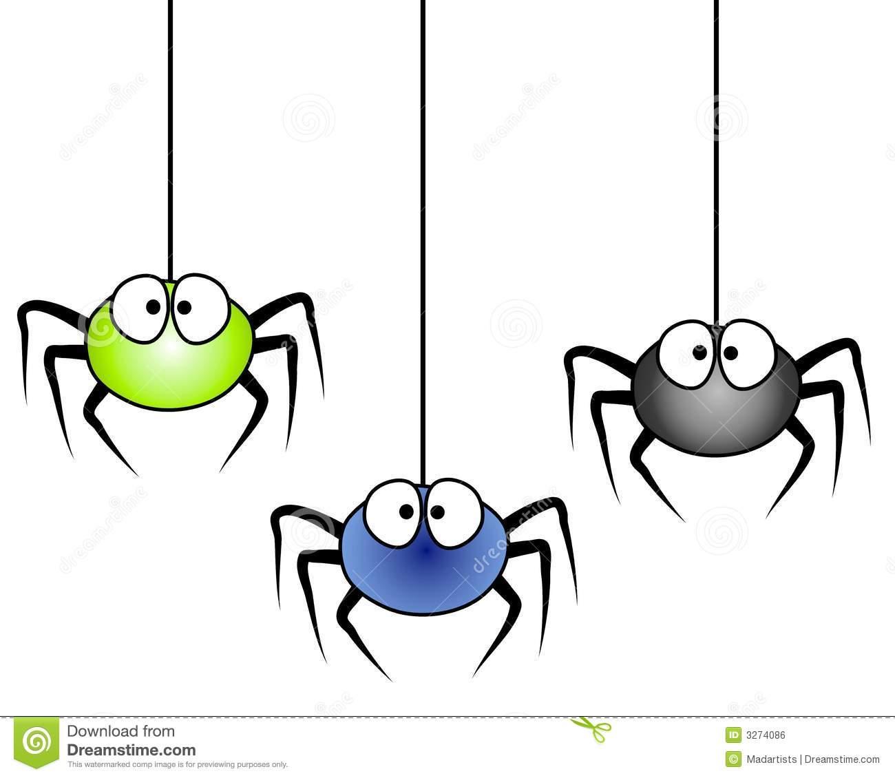 1300x1130 Halloween Hanging Spider Clipart Clipart Panda