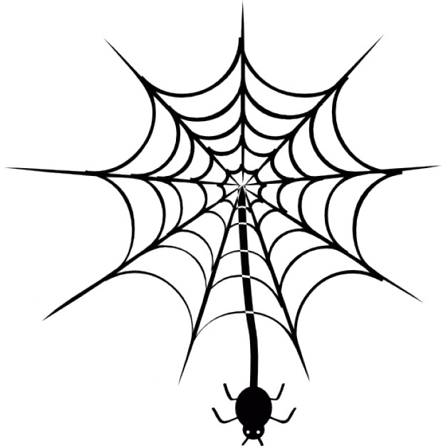 626x626 Spider Hanging Of Her Web Icons Free Download