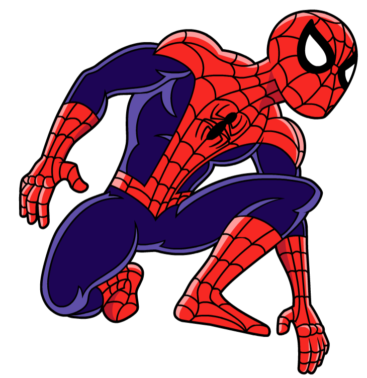 730x752 Marvel Spider Man Clipart