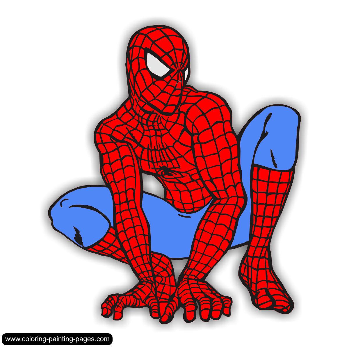 1200x1200 Spiderman Clipart Fans