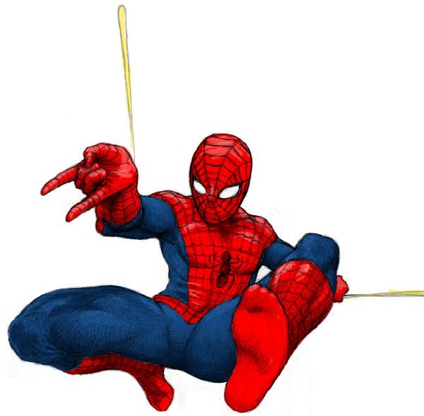 600x588 Spiderman Clipart Spider Man 3