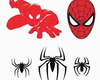 340x270 Spiderman Svg Etsy