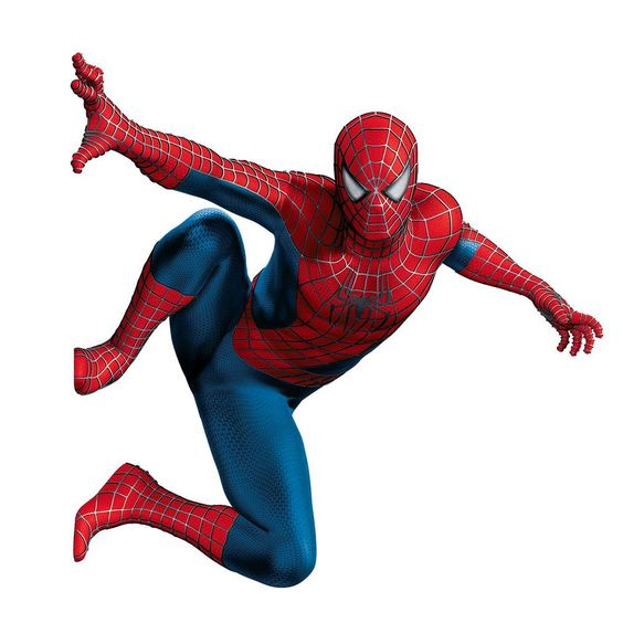 564x564 Spiderman thank and clip art on