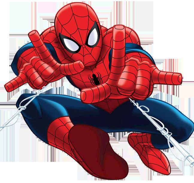 648x613 Top 91 Spiderman Clip Art