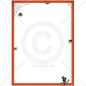 300x300 Spider Web Clipart Frame