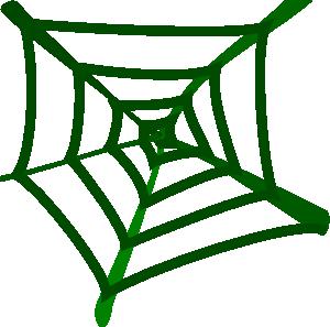 300x297 Spider Web Clip Art