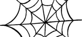 272x125 free spider web clip art