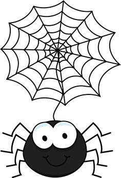 236x347 Background Clipart Spider Web