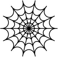 236x230 Template For Spider Web Clipart
